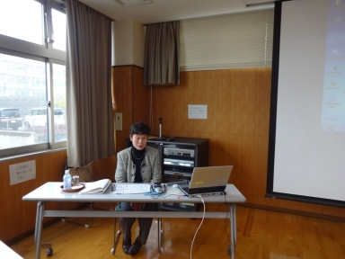分かりやすい講演を頂きました横山先生