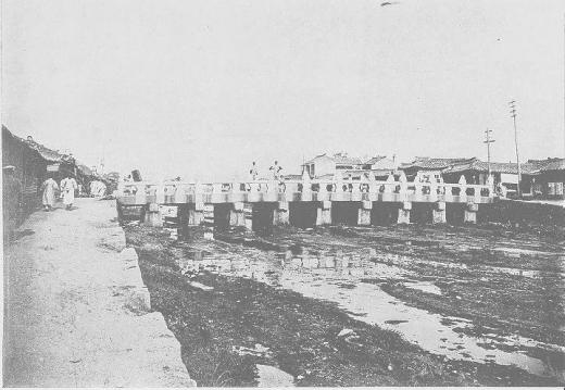朝鮮京城水標橋1