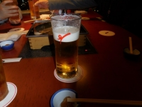 まずはビール160201