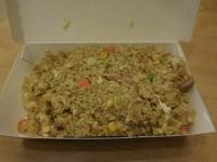 咖哩豬肉炒飯160223