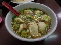 紅燒韭菜豬肉湯餃160302