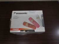 PANASONICコードレス電話160304