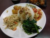 泰式椒麻雞腿飯160307