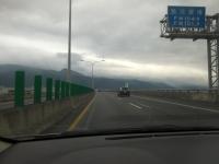 宜蘭は曇り160325