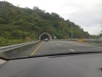 雪山トンネル宜蘭側入口160325