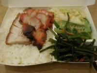 叉燒燒肉飯160330