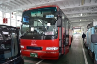 バスごと乗船160201
