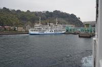 桜島に到着160201
