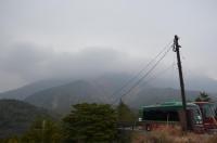展望台からの桜島160201