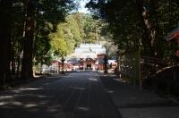 森の奥に神社160202