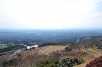 神話の里公園からの景色160202