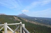 展望台から高千穂峰160202