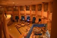 ホテル青島サンクマールのロビー160202