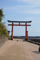 青島神社鳥居160203