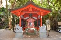 青島神社元宮160203