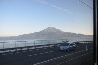 桜島160203