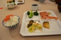 博多都ホテルの朝飯160204
