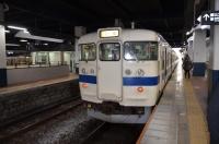 下関行き普通列車160204