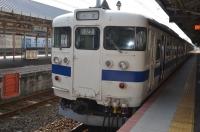 小倉行き普通電車160204