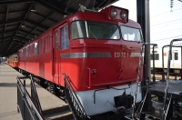 ED72 1電気機関車160204