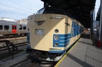 クハネ581寝台電車160204