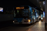 国際線ターミナル行きバス160204