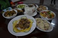 台湾宜蘭年越し料理完成160207
