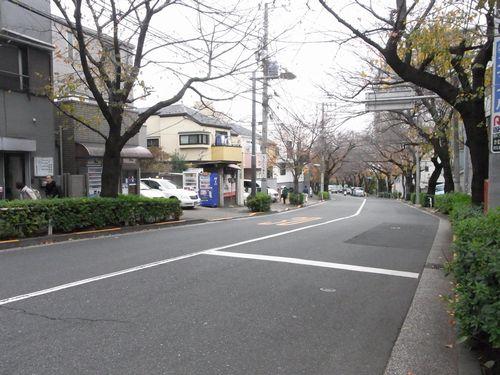 旧中原街道3