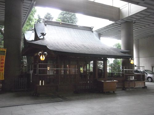 雉子神社7