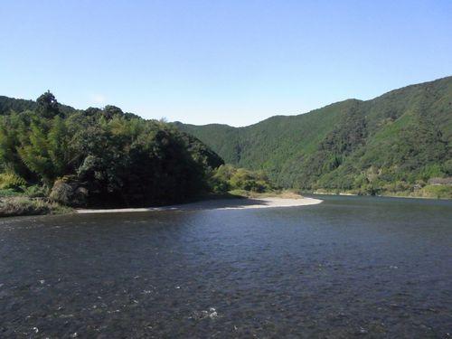 佐田沈下橋7