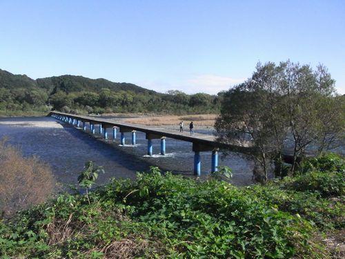 佐田沈下橋9