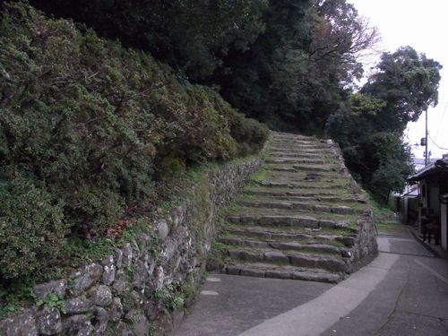 宇和島城跡1