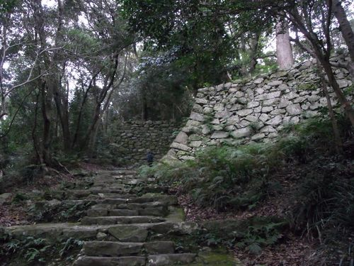 宇和島城跡3