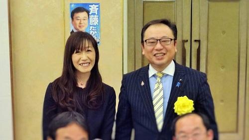 斉藤たかあき後援会<春のつどい 2016>!⑭
