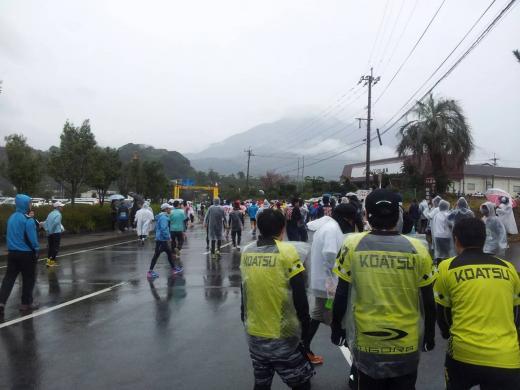 2015桜島マラソン③