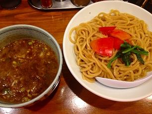 0922@蕃茄@つけ麺