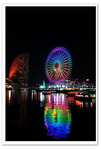 横浜・東京の夜景120812 (1)