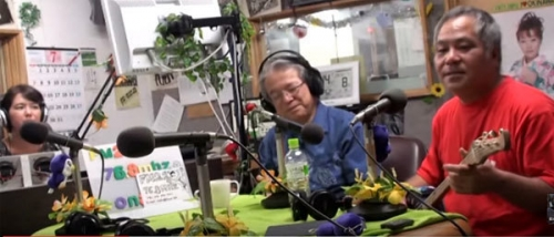 ラジオ 上江田武信