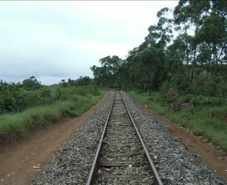 マダガスカル鉄道1