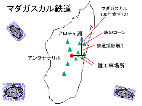 マダガスカル鉄道5