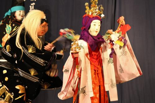 阿刀神楽団 天の岩戸の舞7