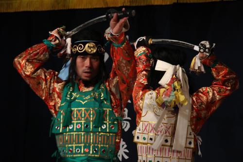 阿刀神楽団 八つ花の舞2
