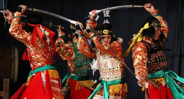 阿刀神楽団 八つ花の舞4