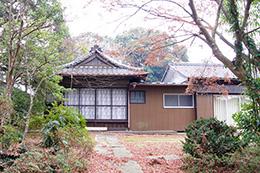 151221成田市来迎寺のカヤ④