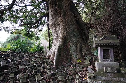 160111成田市中里道祖神⑦