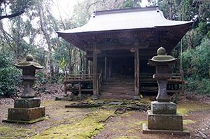 160111成田市幡谷薬師堂⑨