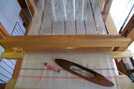 がま織り機ブログ