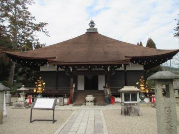 仁和寺・大師堂