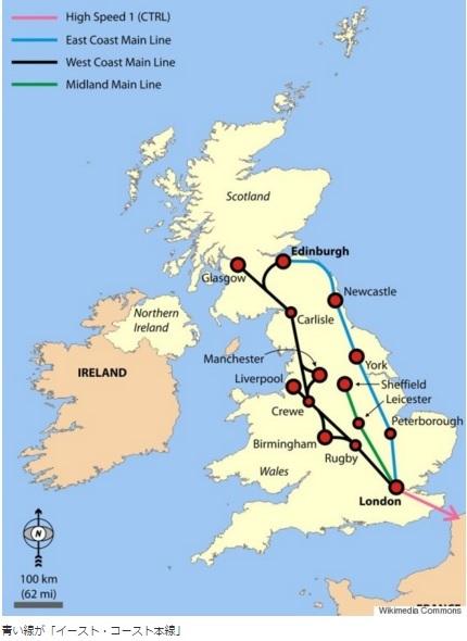 2016-3-24イギリス・クラス800路線図(あずま)