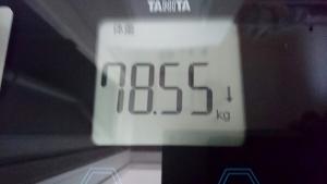 2016-3-10起床時体重 (300x169)